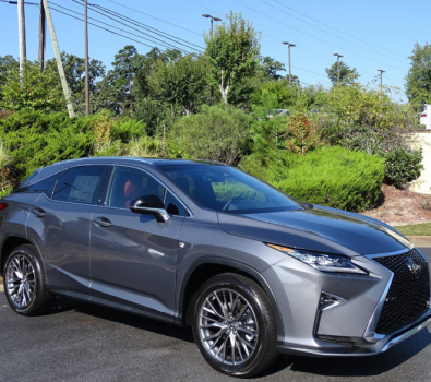 89 All New 2020 Lexus Rx 350 F Sport Suv Pictures