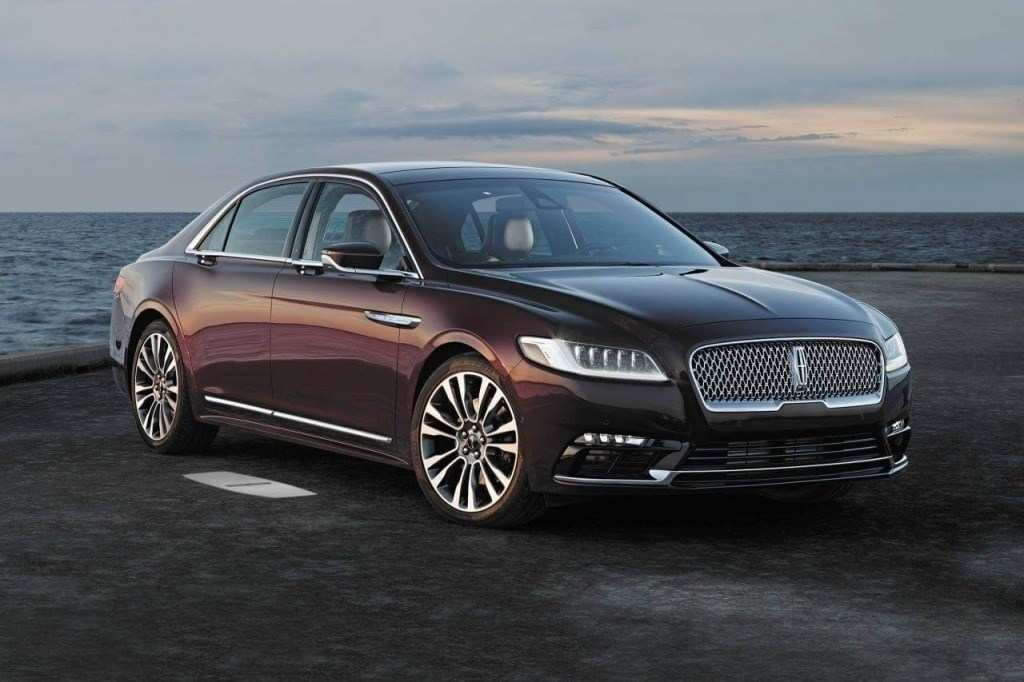 89 All New 2020 Lincoln Town Interior