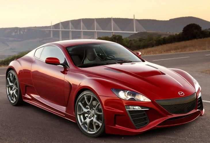 89 All New 2020 Mazda RX7 Release Date