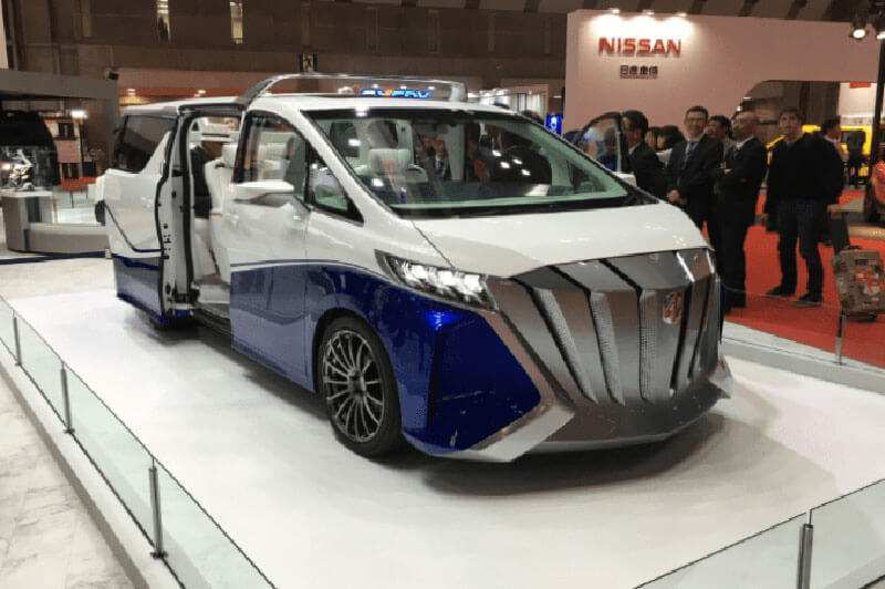 89 All New 2020 Toyota Alphard History