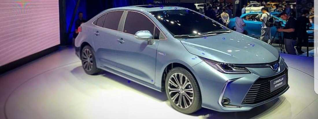 89 All New 2020 Toyota Altis Research New