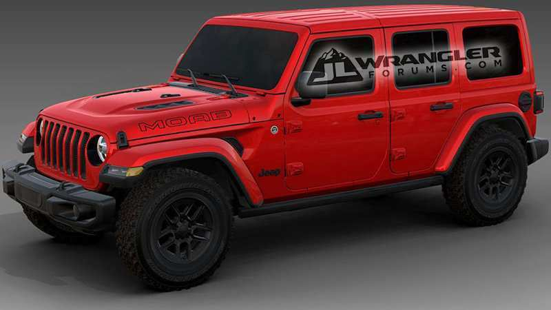 89 All New Jeep Moab 2020 Model