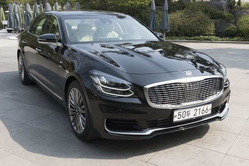 89 All New K900 Kia 2019 Release Date