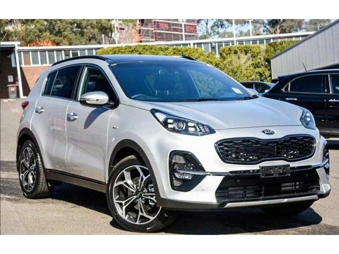 89 All New Kia Sportage Gt Line 2019 Spy Shoot