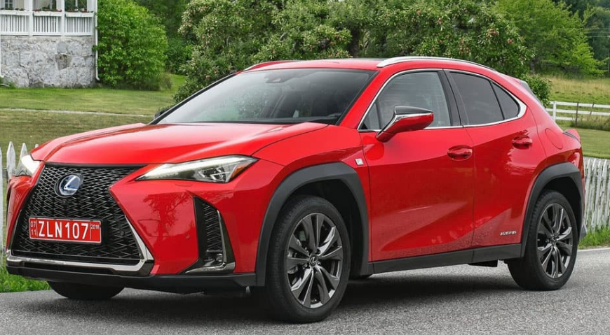 89 All New Lexus 2019 Ux Release Date Release