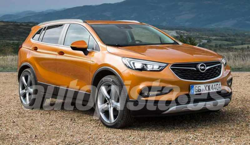 89 All New Opel Omega X 2020 Photos