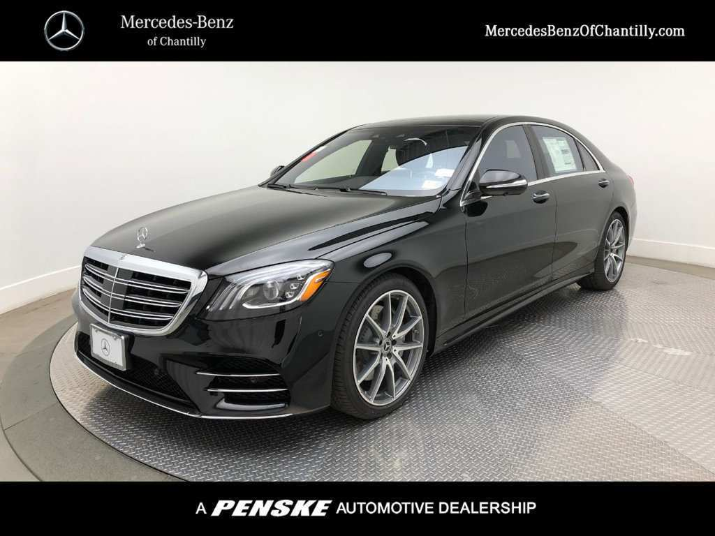 89 All New S560 Mercedes 2019 Price