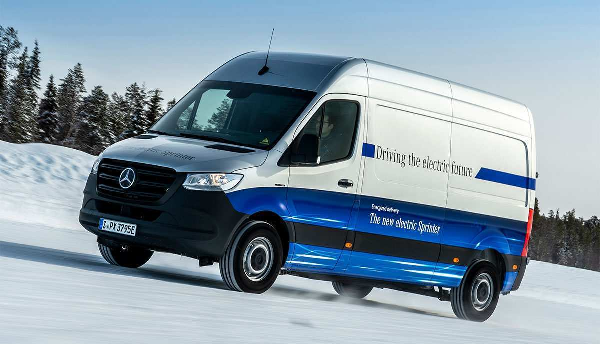 89 All New Sprinter Mercedes 2019 Price And Release Date