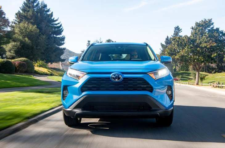 89 All New Toyota 2019 Engine