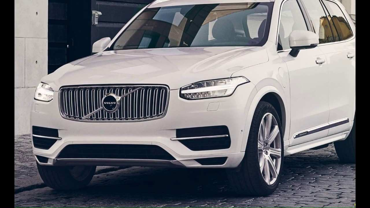 89 All New Volvo Suv 2020 Exterior