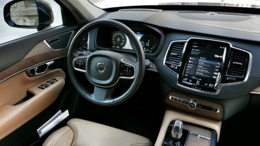 89 All New Volvo Xc90 2020 Interior Rumors