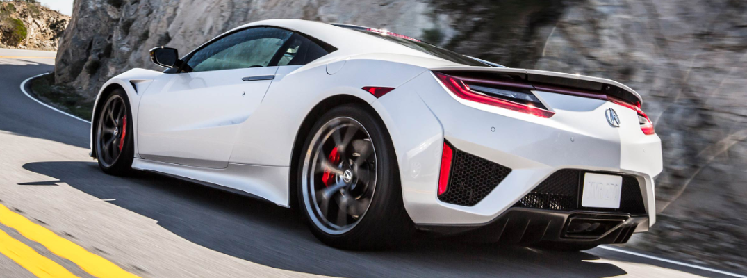 89 Best 2019 Acura NSXs Speed Test