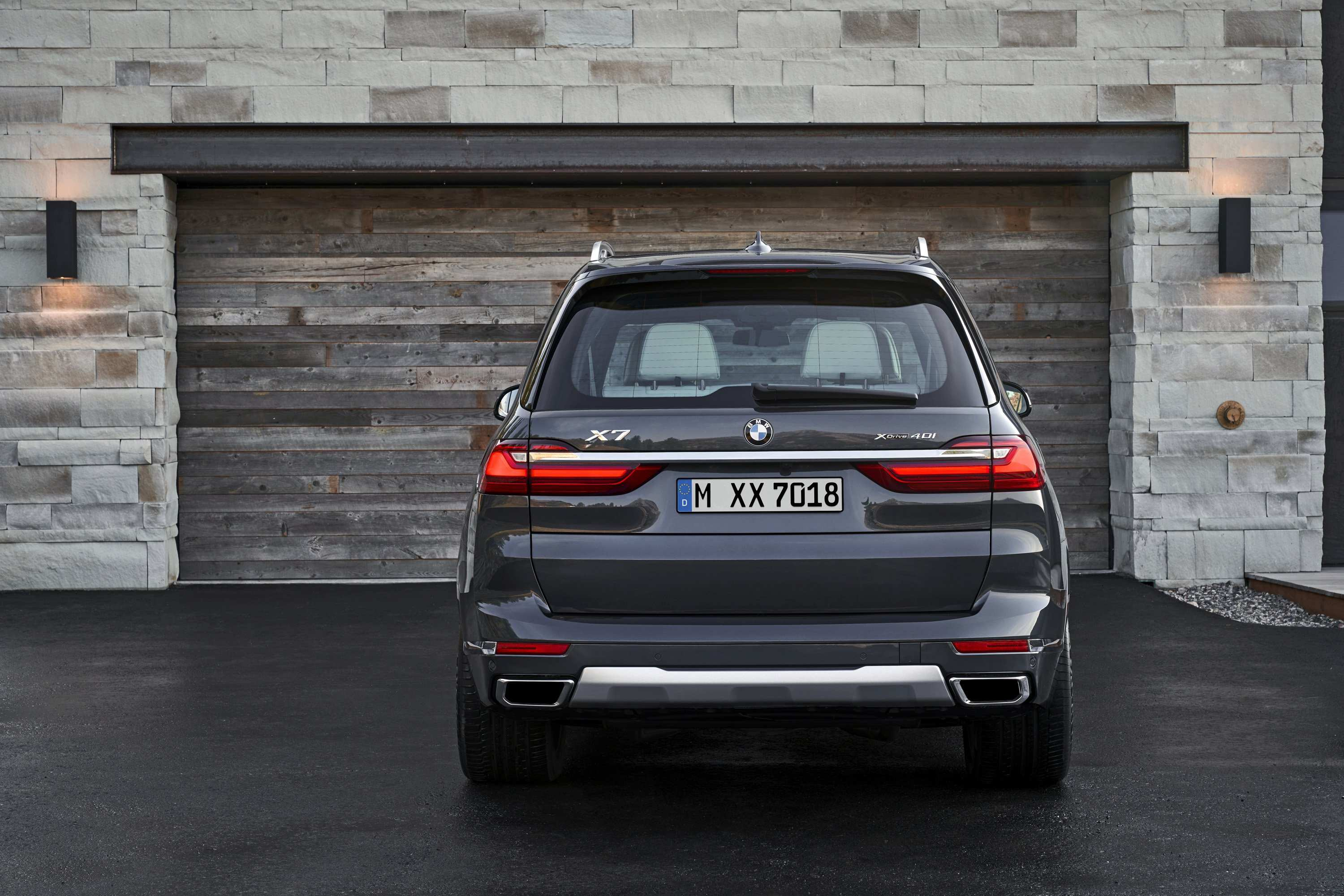 89 Best 2019 BMW X7 Release Date And Concept