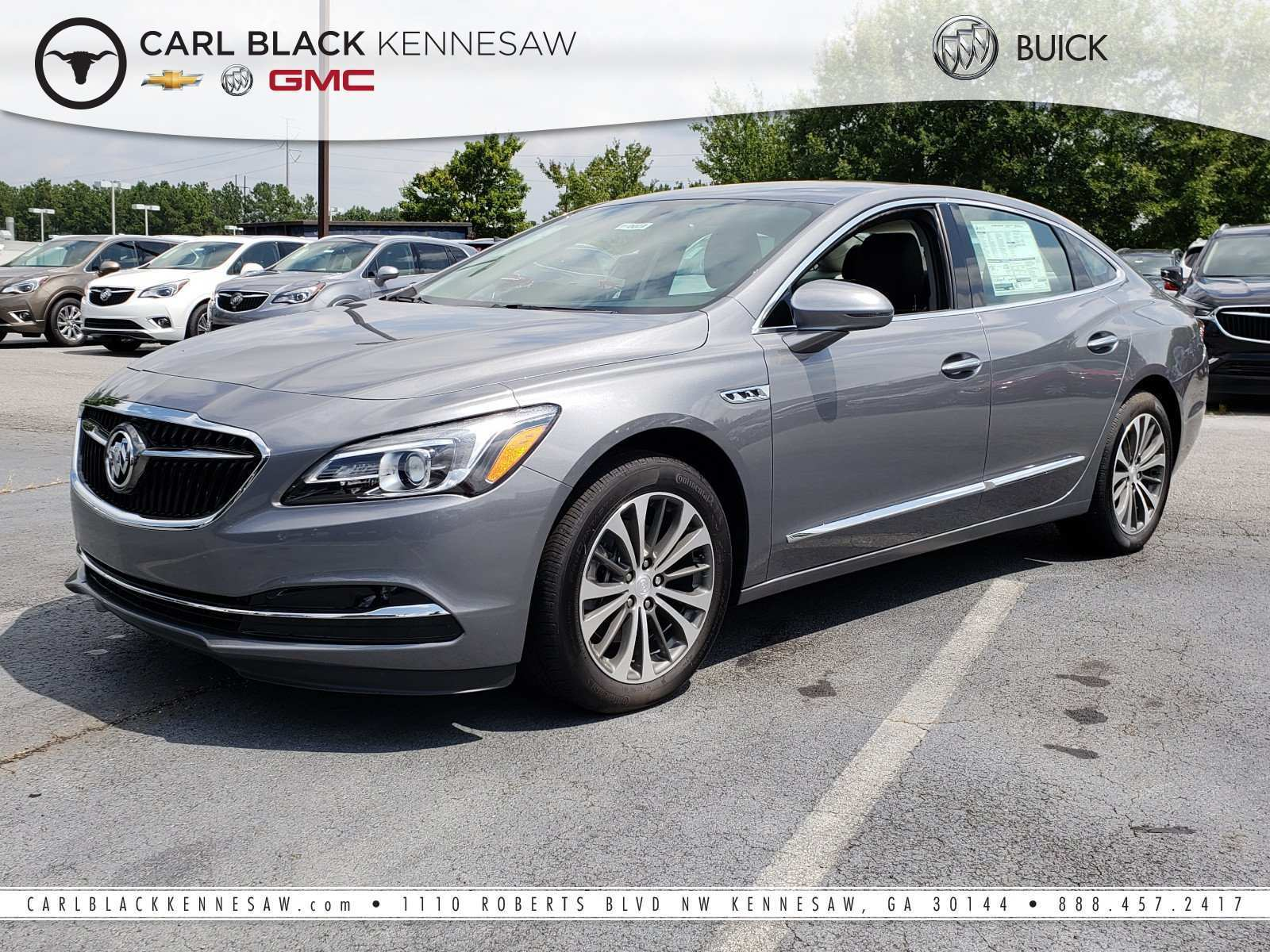 89 Best 2019 Buick LaCrosse Redesign