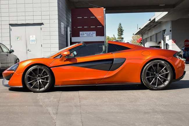 89 Best 2019 McLaren 570S Coupe Model