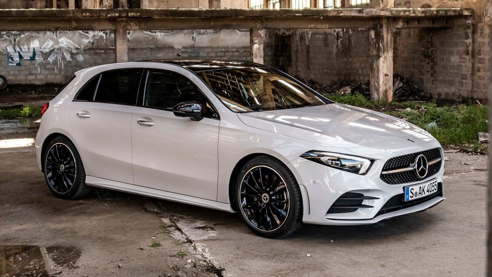 89 Best 2019 Mercedes Hatchback New Model And Performance