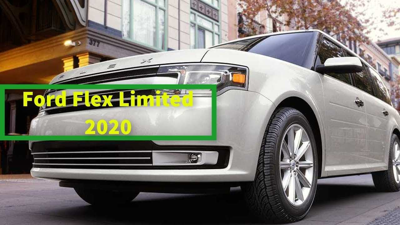 89 Best 2020 Ford Flex Review And Release Date