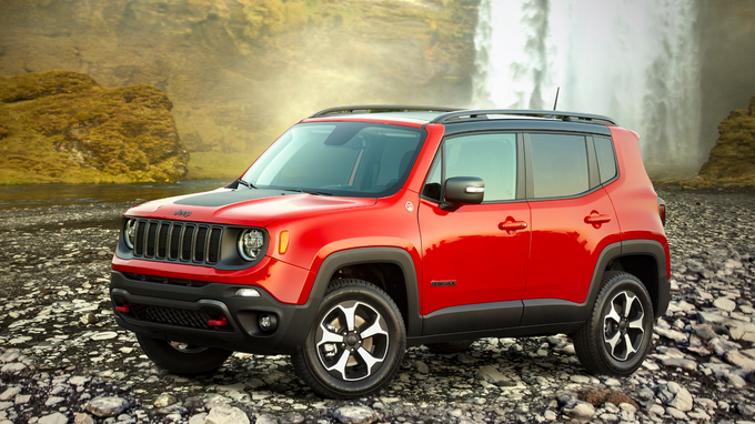 89 Best 2020 Jeep Renegade Model