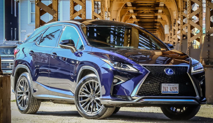 89 Best 2020 Lexus RX 450h Spy Shoot