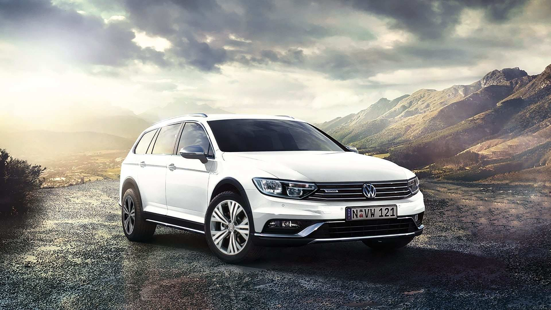 89 Best 2020 Vw Passat Alltrack Engine