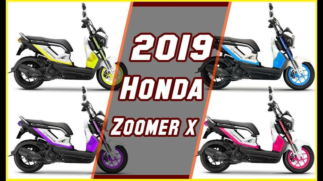 89 Best Honda Zoomer 2020 Performance And New Engine