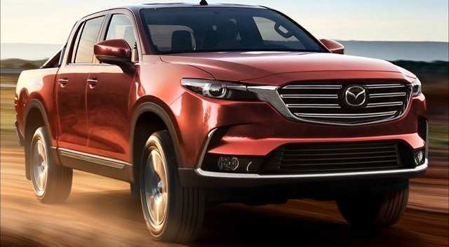 89 Best Mazda Pickup 2019 Concept And Review
