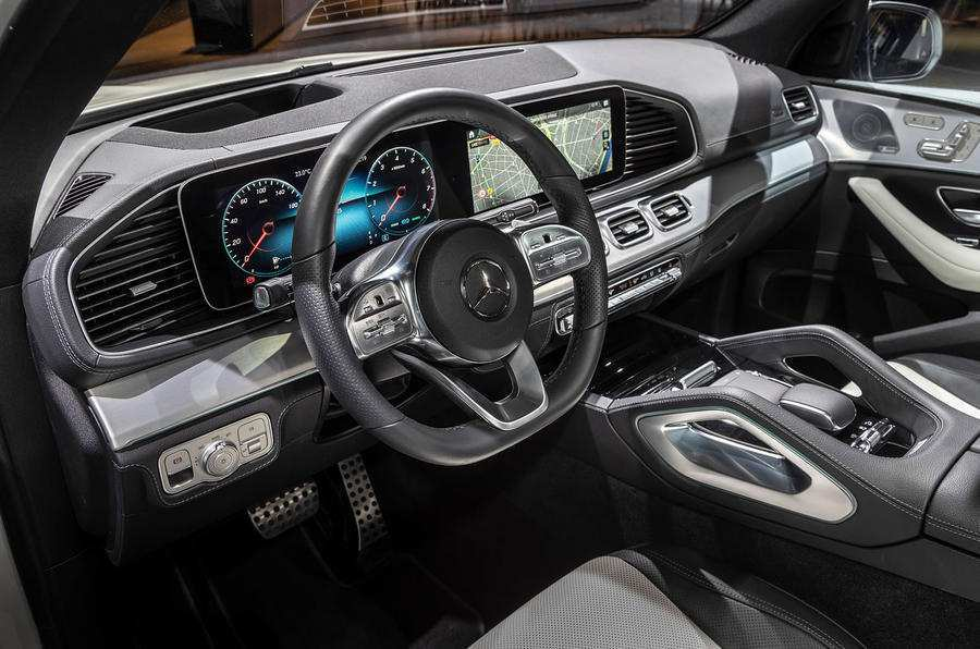 89 Best Mercedes Gle 2019 Interior First Drive