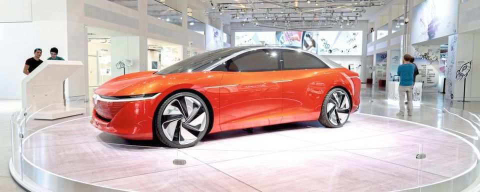 89 Best Volkswagen Vision 2020 New Model And Performance