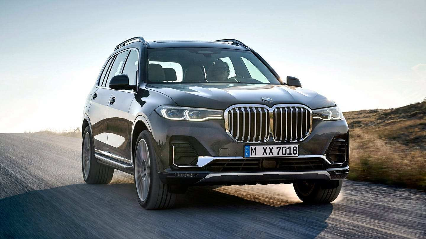 89 New 2019 BMW X7 Picture