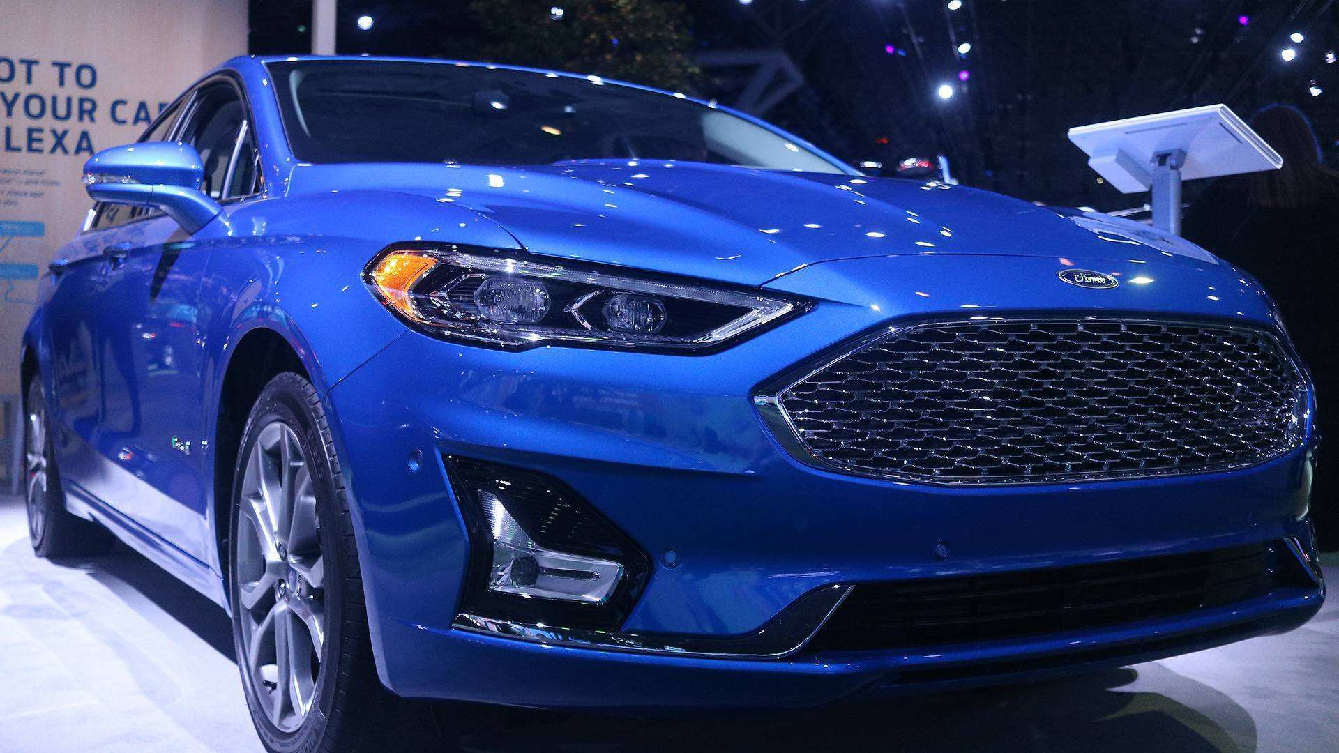 89 New 2019 Ford Fusion Concept