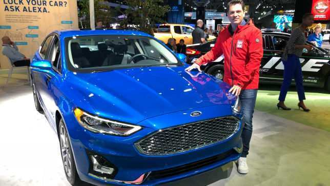 89 New 2019 Ford Mondeo Reviews