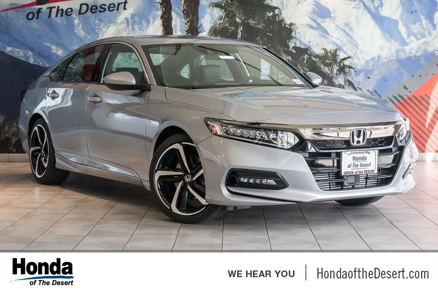 89 New 2019 Honda Accord Sedan Performance And New Engine