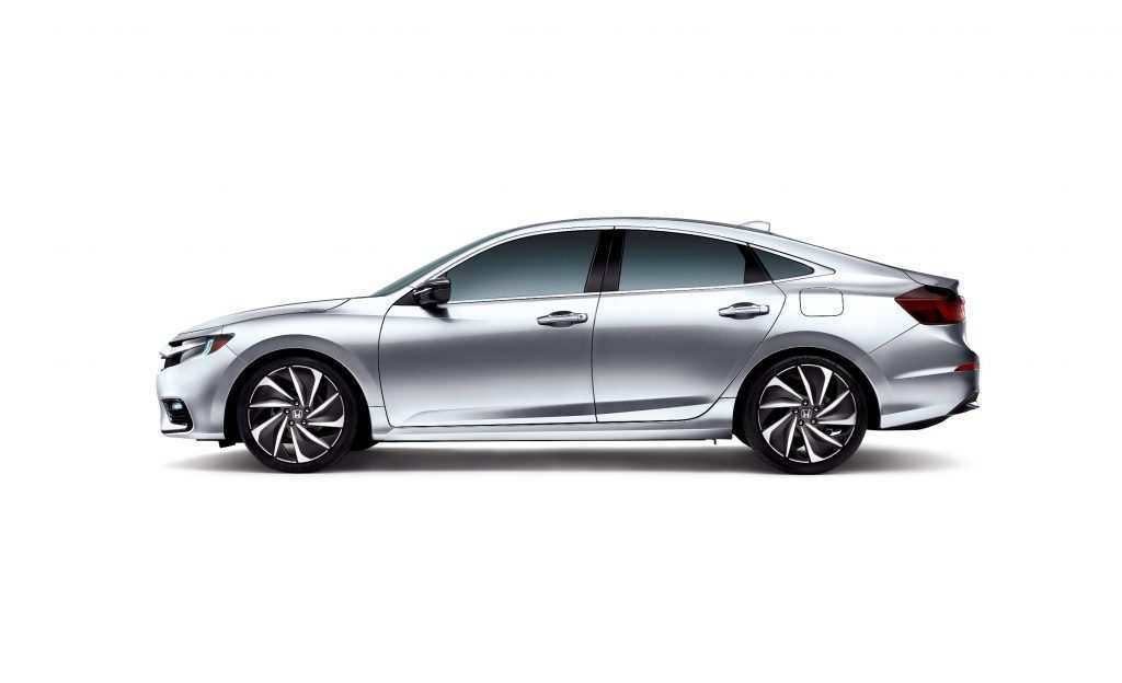 89 New 2019 Honda Fcev Specs And Review