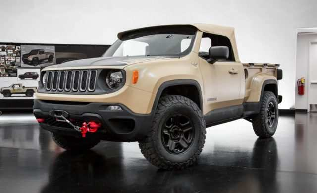 89 New 2019 Jeep Comanche Pictures