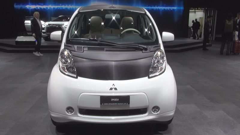 89 New 2019 Mitsubishi I MIEV Pictures