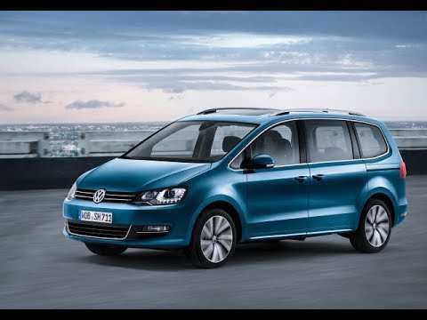 89 New 2019 VW Sharan Pictures