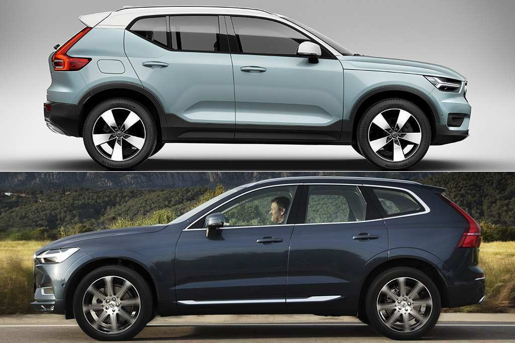 89 New 2019 Volvo Xc40 Length Performance And New Engine