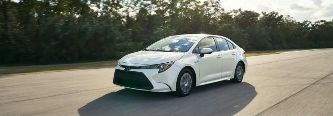 89 New 2020 All Toyota Camry Specs And Review