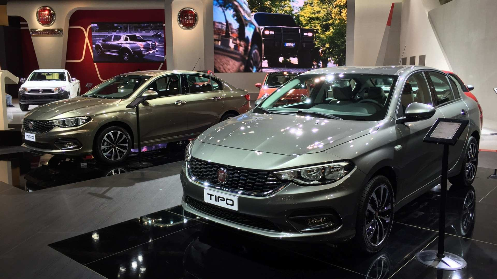 89 New 2020 Fiat Aegea Exterior And Interior