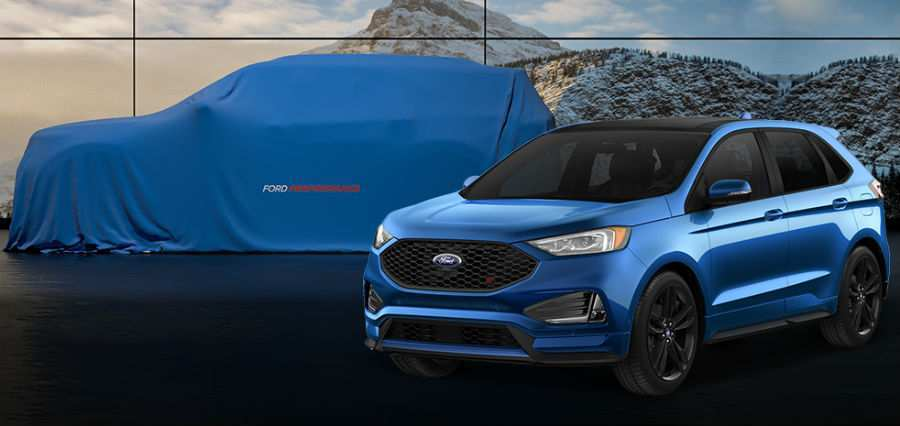 89 New 2020 Ford Edge Sport New Review