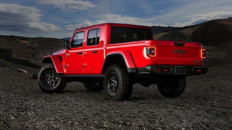 89 New 2020 Jeep Gladiator Lease New Model And Performance