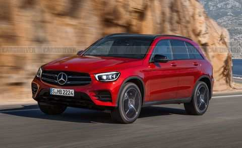 89 New 2020 Mercedes Glc Price Design And Review