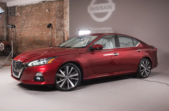 89 New 2020 Nissan Altima Photos