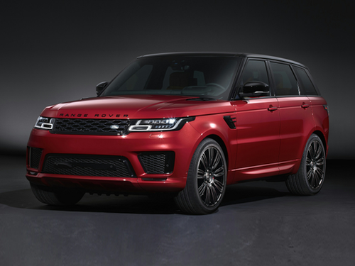 89 New 2020 Range Rover Sport Reviews