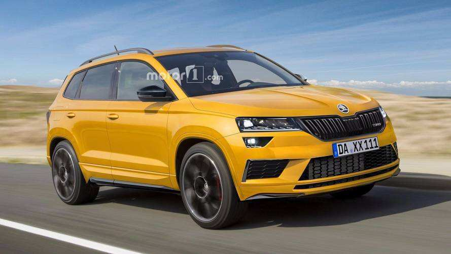 89 New 2020 Skoda Snowman Full Preview Redesign And Concept