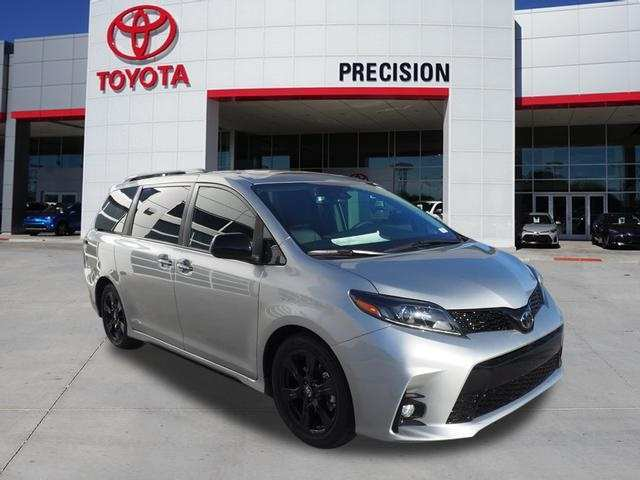 89 New 2020 Toyota Sienna Interior