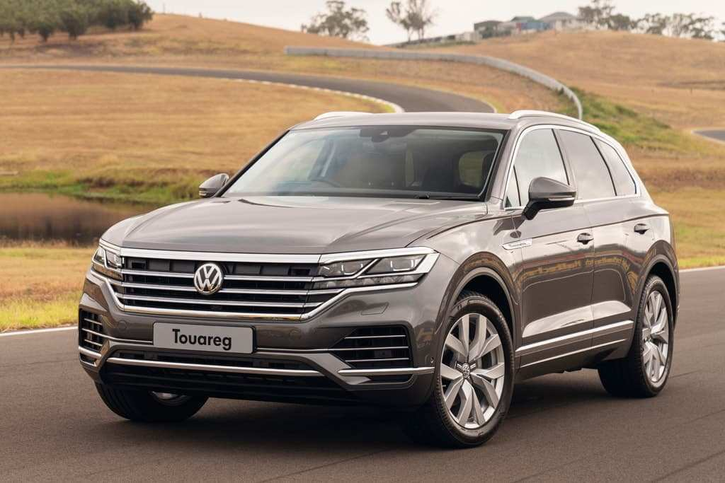 89 New 2020 Vw Touareg Tdi Pricing