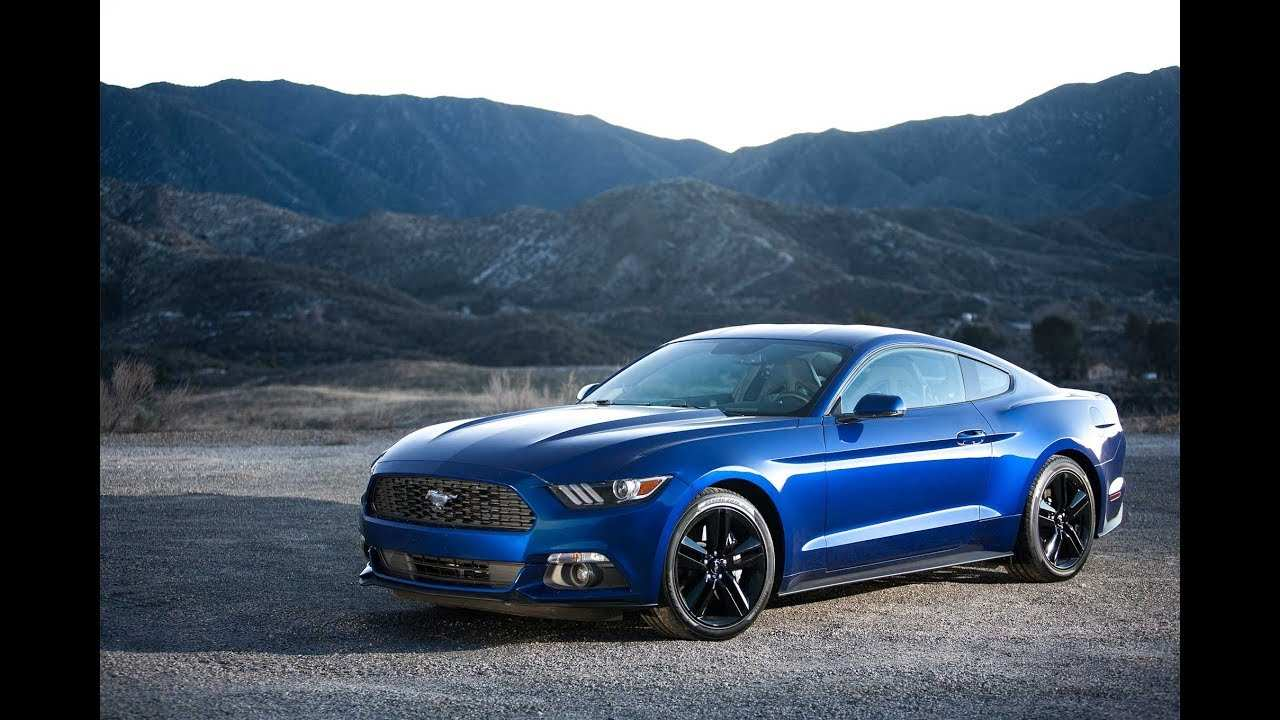 89 New Ford Mustang Hybrid 2020 Redesign And Concept