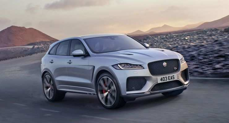 89 New Jaguar F Pace 2020 Model Performance