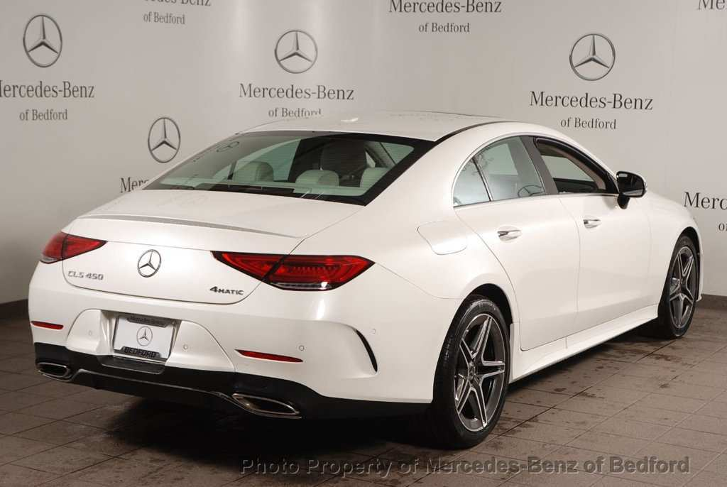 89 New Mercedes 2019 Cls Spy Shoot